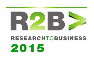 GTechnology a R2B – Research to Business 2015