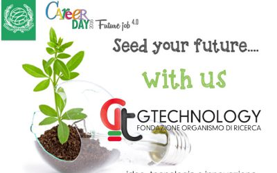GTechnology alla Prima Edizione CareerDay FutureJob 4.0