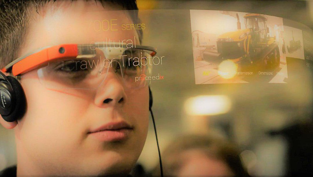 La seconda vita dei Google Glass
