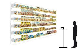 Shelf Layout Test