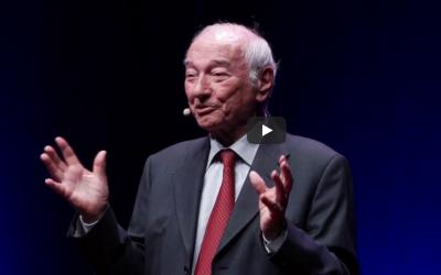Perché l'innovazione è più importante della politica: l'intervento di Piero Angela a TEDx CNR